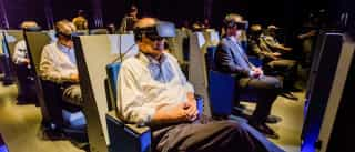 Mostra de Veneza fará concurso de filmes em realidade virtual