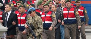 Começa julgamento contra  47 acusados de tentar matar Erdogan