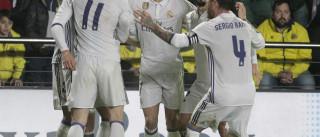 De virada, Real Madrid bate Villarreal e mantém liderança do Espanhol