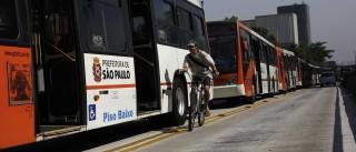 Consórcios de empresas de ônibus terão de devolver R$ 1 bilhão
