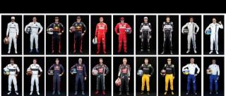 Mundial de F1 começa neste fim de semana  repleto de novidades