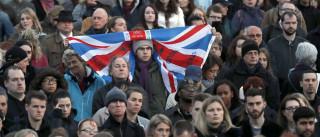 Londres desafia terror com vigília  em defesa da paz e união