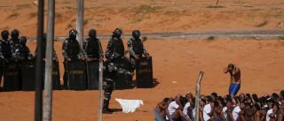 Presença de força-tarefa em Alcaçuz é prorrogada pelo governo Temer