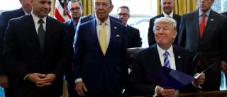 Trump dá sinal verde para  construção de oleoduto polêmico
