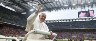 Visita do Papa a Milão reuniu  cerca de 1,5 milhão de fiéis