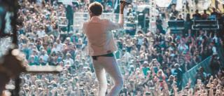 Duran Duran toca músicas recentes no  fim do show e dispersa público