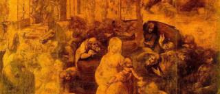 Após restauro, tela de Da Vinci será exibida em Florença