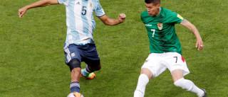 Sem Messi, Argentina perde para Bolívia e se complica