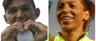 Isaquias Queiroz e Rafaela Silva conquistam  Prêmio Brasil Olímpico