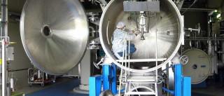 Laboratório desenvolve combustível para uso em foguetes e satélites
