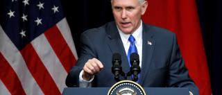 Vice dos EUA pede mais dinheiro ao Congresso para orçamento militar