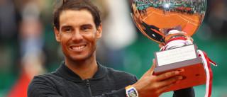 Nadal conquista seu 10º título em Montecarlo e o 70º da carreira