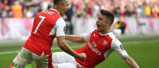 Guardiola não coloca Jesus, City perde e Arsenal vai à final