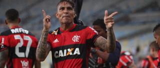 Guerrero decide, Fla vence Botafogo e fará final do Carioca com Flu