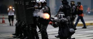 ONU condena uso recorrente da  força por policiais no Brasil