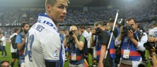 """C.Ronaldo desabafa após título: """"Falam de mim e não sabem um c******'"""