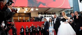 Cannes se entrega à perversão europeia