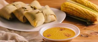 As festas juninas estão chegando! Aprenda a fazer Curau de Milho Verde