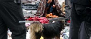 Mãe reencontra filho na cracolândia  após reconhecê-lo em jornal