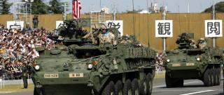 Japão e EUA avaliam medidas  para conter a Coreia do Norte