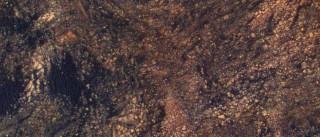 Imagem de Marte revela um pequeno 'segredo'