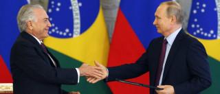 Museu Imperial de Petrópolis está de olho  em presente de Putin a Temer