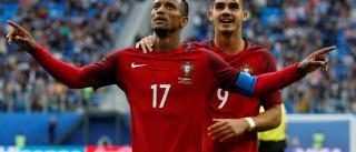 Rússia fracassa e Portugal avança em  1º na Copa das Confederações