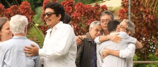 Irmã de Caetano Veloso e Maria Bethânia é enterrada em Salvador