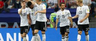 Chile enfrentará Portugal, e Alemanha  pegará México nas semis