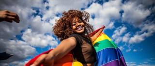 Em Brasília, parada LGBT defende separação entre estado e religião