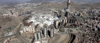 Governo saudita revela ter impedido  atentado em Meca