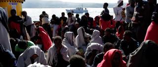 Itália resgata cerca de 5 mil  imigrantes no Mediterrâneo