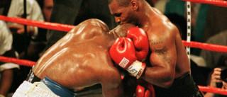 Mordida de Tyson em Holyfield completa duas  décadas nesta quarta
