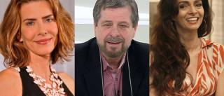 Ohana, Proença e Flávio Galvão são cogitados para trama da Record
