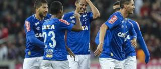 Globo pede e CBF muda data e hora de  jogo do Cruzeiro no Brasileiro