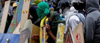 Greve geral na Venezuela termina  com 4 mortos e 100 detidos
