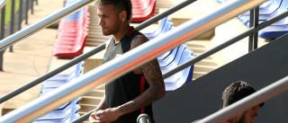 Gerente do Barça fala em 'tranquilidade máxima' em relação a Neymar