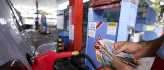Com alta de imposto, litro da gasolina  já chega a R$ 4,39 em SP