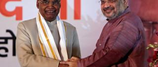 Índia elege dalit como  presidente pela 2º vez