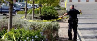 Sobe para nove número de mortos achados  em caminhão no Texas