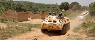 Soldado da ONU é morto na República  Centro-Africana