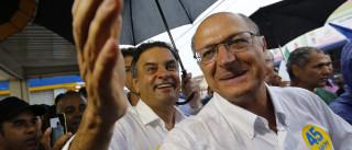 Alckmin confirma saída de Aécio da presidência do PSDB