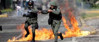 Maduro proíbe protestos e ameaça  com penas de até 10 anos