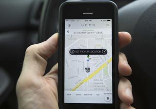 Uber 'bloqueia' bairros no Recife por risco de violência