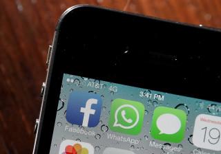 WhatsApp bate recorde de  mensagens no Ano Novo