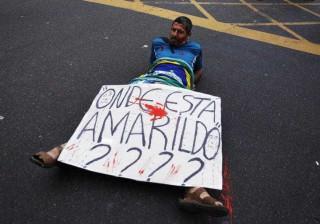 Caso Amarildo: major é condenado  por corromper testemunhas