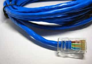 Internet fica mais rápida com novo padrão de rede cabeada