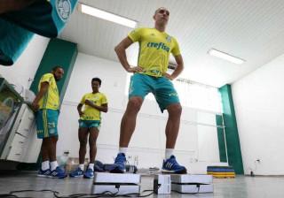 Palmeiras ganha indenização da Fifa por lesão de Prass na seleção