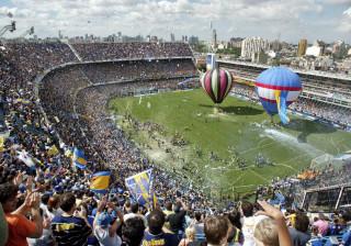 Presidente argentino diz que futebol do país está em 'crise terminal'