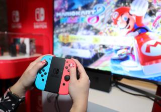 Nintendo Switch vende quase três milhões de unidades em março
